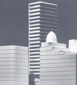 Maqueta del Hotel Gran Sol